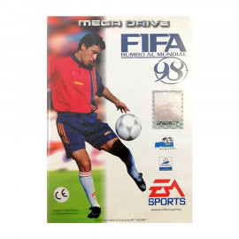 FIFA Rumbo al Mundial 98 Mega Drive A