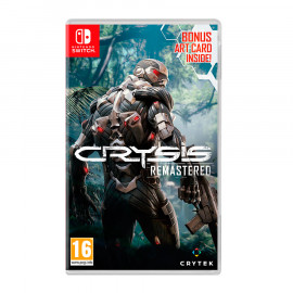 Crysis Remastered Switch (SP)
