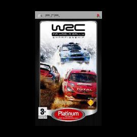 WRC Platinum PSP (SP)