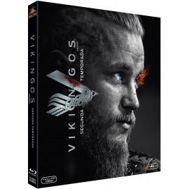 Vikingos Temporada 2 BluRay (SP)