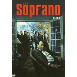 Los Soprano Temporada 6 DVD