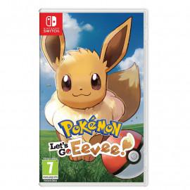 Pokemon Let's Go Eevee! Switch (SP)