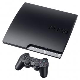 Pack: PS3 Slim 120GB + Dual Shock 3