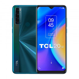 TCL 20SE 4 RAM 64 GB Android Verde