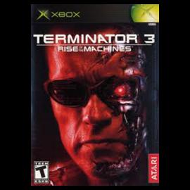 Terminator 3 Rise of the Machines Xbox (SP)