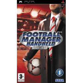 Football Manager Handheld 2008 PSP (UK)