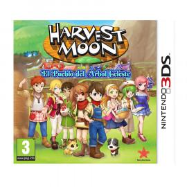 Harvest Moon: El Pueblo De Los Arboles Celestes 3DS (SP)