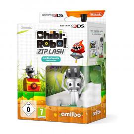 Chibi-Robo! Zip Lash + Amiibo Chibi-Robo 3DS (SP)