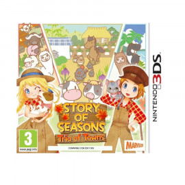 Story of Seasons: Trio of Towns 3DS (SP)