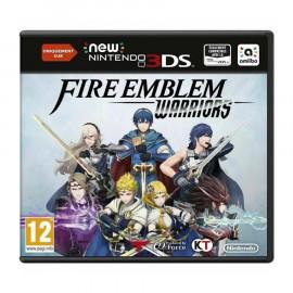 Fire Emblem Warriors 3DS (SP)