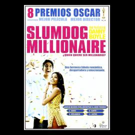 Slumdog millionaire ¿quien quiere ser millonario? DVD