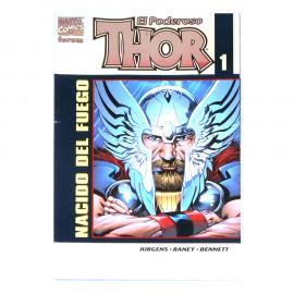 Comic El Poderoso Thor Forum 01