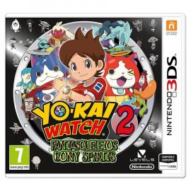 Yo-Kai Watch 2: Bony Spirits 3DS (SP)