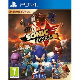 Sonic Forces Bonus Edition PS4 (IT)