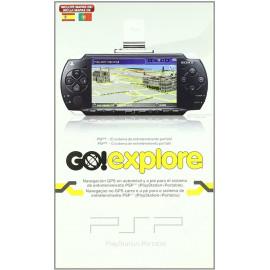Go Explore (GPS + Adaptador de Coche + Soporte) PSP