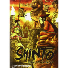 Manga Shinto Babylon 01