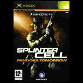 Splinter Cell Pandora Tomorrow Xbox (SP)