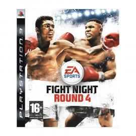 Fight Night Round 3 PS3 (FR)