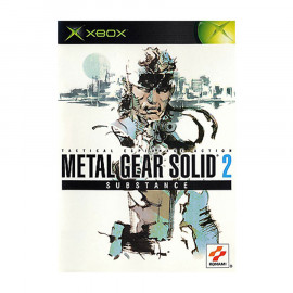 Metal Gear Solid 2 Substance Xbox (IT)