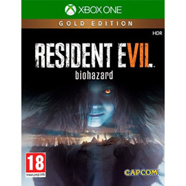 Resident Evil 7 Biohazard Gold Edition Xbox One (SP)