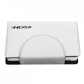 Compact Pocket with Stand White Dragon NDSi