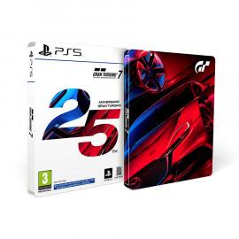 Gran Turismo 7 Edición 25 Aniversario PS5 (SP)