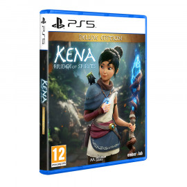 Kena: Bridge of Spirits Deluxe Edition PS5 (SP)