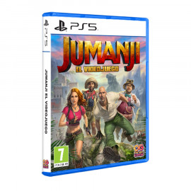 Jumanji: El Videojuego PS5 (SP)