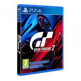 Gran Turismo 7 PS4 (SP)