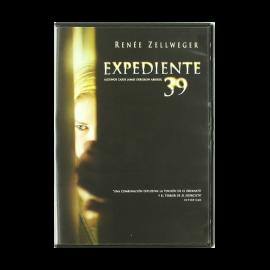 Expediente 39 DVD