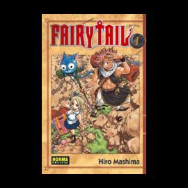 Manga Fairy Tail 01