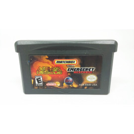 Airland and Sea Rescue Emercy Response NTSC USA GBA