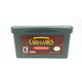 Ultimate CardGames NTSC USA GBA