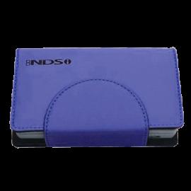 Compact Pocket with Stand Metallic Blue Dragon NDSi