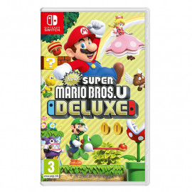 New Super Mario Bros. U Deluxe Switch (SP)