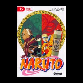 Manga Naruto Glenat 15