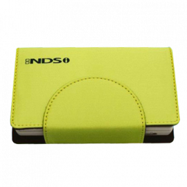 Compact Pocket with Stand Green Dragon NDSi