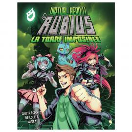 Comic El Rubius Virtual Hero II La Torre Imposible