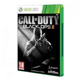 Call of Duty Black OPS 2 Xbox360 (SP)
