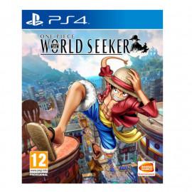 One Piece: World Seeker PS4 (SP)