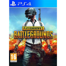 Player Unknown's Battlegrounds PS4 (SP)