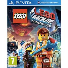 Lego la Película el Videojuego PSV (UK)