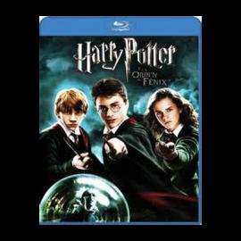 Harry Potter y la Orden del Fenix BluRay (SP)