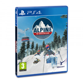 Alpine The Simulation Game PS4 (SP)