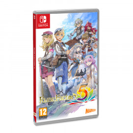 Rune Factory 5 Limited Edition Switch (SP)