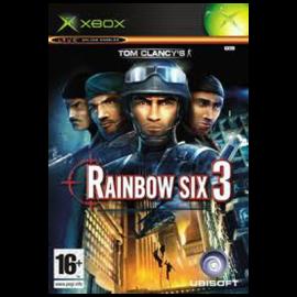 Tom Clancy's Rainbow Six 3 Xbox (SP)