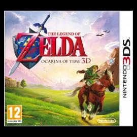 The Legend of Zelda Ocarina of time 3DS (SP)