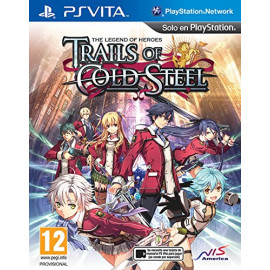 The Legend of Heroes: Trails of Cold Steel PSV (SP)