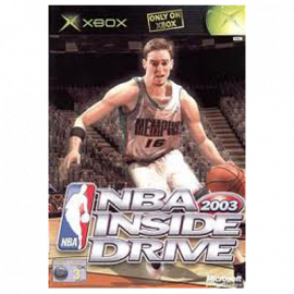NBA Inside Drive 2003 Xbox (SP)