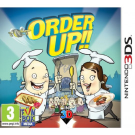 Order Up!! 3DS (SP)